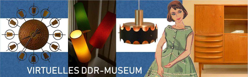 Virtuelles DDR-Museum - DDR-Spielzeug, Alltag, Mode, Schule, Schulbücher und vieles anderes mehr.