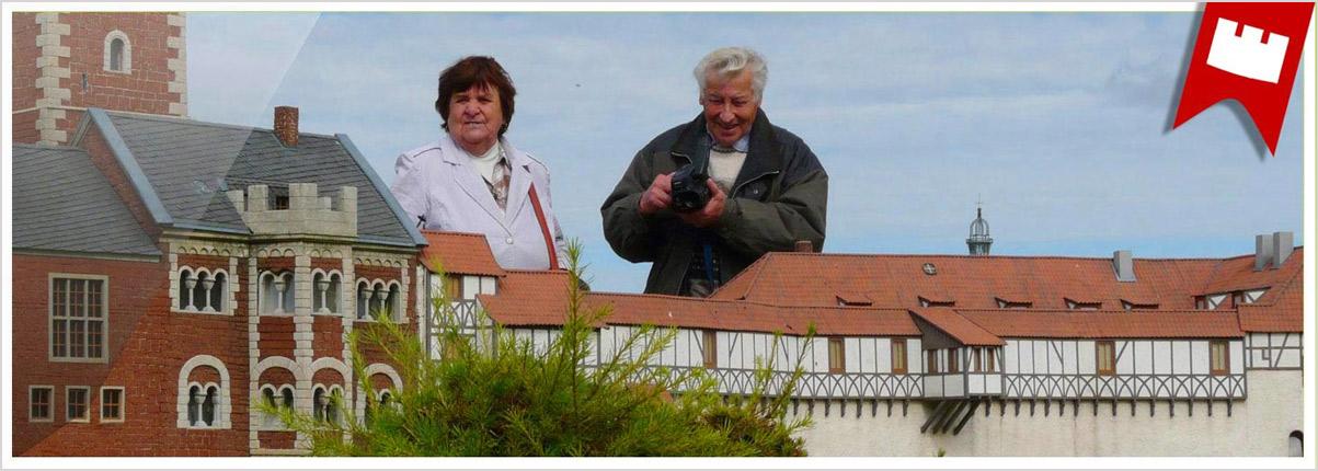 Ich stelle 102 Ausflugsziele vor - Burgen, Schlösser, Festungen, Museen Ausflugtipps von Sylvia Wentzlau
